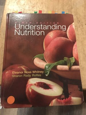 Understanding nutrition for Sale in Richmond, CA