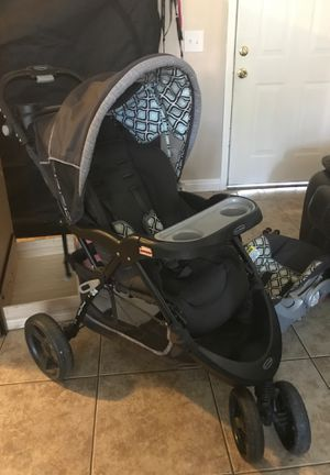 Stroller with car seat match for Sale in San Jacinto, CA