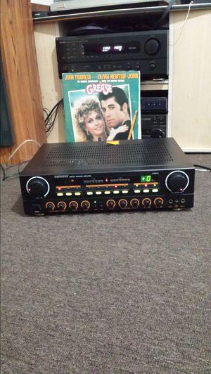 karaoke and audio amplifier / amplificador y karaoke for Sale in Paramount, CA