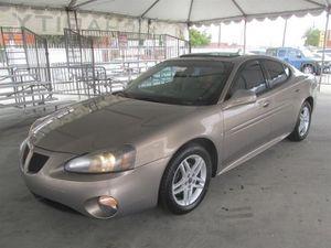2006 Pontiac Grand Prix for Sale in Gardena, CA