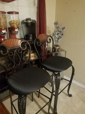 2 Bar Stools for Sale in Brentwood, NC