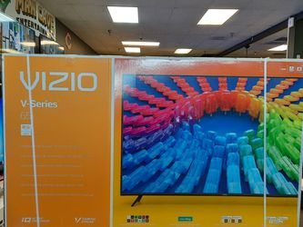 4k UHD 2020 TV - 65inch V-series with Smart Features. 6month warranty incl 389 TAX ALREADY IN PRICE! for Sale in Glendale,  AZ