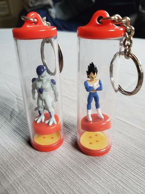Dragon Ball Z MAGNETIC KEYCHAINS for Sale in Tacoma, WA