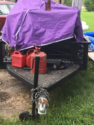 5 x 8 Utility Trailer for Sale in Houston, TX