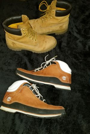 Timberland Boots size 11 1/2 & 12 for Sale in Columbus, OH