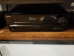 ONKYO HOME THEATRE 5.1 SRS for Sale in NC, US