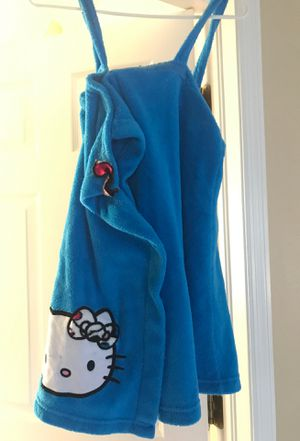 Hello kitty robe for Sale in New Port Richey, FL