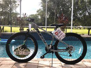 🔥🔥MENS BRAND NEW🔥🔥HUFFY 26 In. Scout Men's Mountain Bike, Gray🔥🔥 for Sale in Wellington, FL