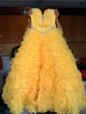 Like new Quinceanera dress for Sale in La Puente, CA