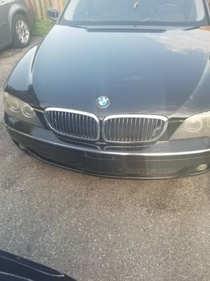 2006 BMW 750i for $2000. Make sure you read the post . The car will start up everything works on the car but it will not go in gear. . for Sale in Fort Washington, MD