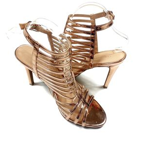 Christian Siriano for Payless Strappy heels women's 9 for Sale in Lacey, WA
