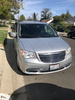 2012 Chrysler Town & Country for Sale in Los Angeles, CA
