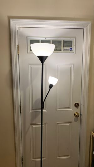 Sunllipe LED Torchiere Floor Lamp | 70 Inches, Sturdy Standing for Sale in Boston, MA
