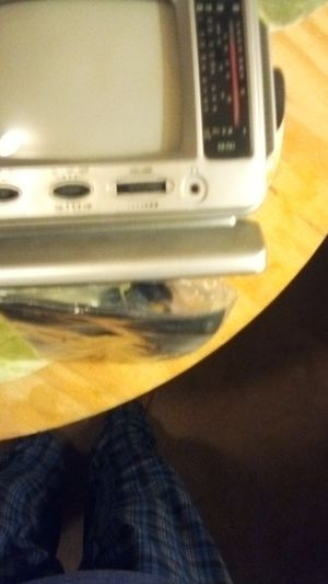 Coby 5.6 portable CD DVD and ntsc TV tuner for Sale in Norfolk, VA