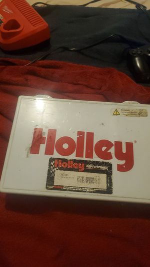Holley 35 181 jet kit for Sale in Tacoma, WA