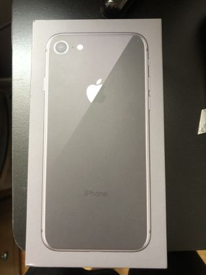 iPhone 8 space gray for Sale in McKees Rocks, PA