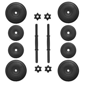💫💥🤑💢😁👍Everyday Essentials Vinyl Dumbbell Set, 40 lbs (20 lbs Pair) 👍😁💢🤑💥💫 for Sale in Las Vegas, NV