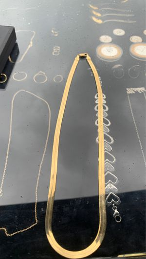 14k gold chain for Sale in Los Angeles, CA
