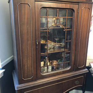 1935 China Closet for Sale in Baltimore, MD