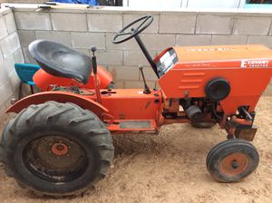 Tractor Jim Dandy Economy 74 14hp for Sale in Glendale, AZ