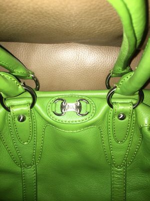Michael Kors green purse for Sale in St. Louis, MO