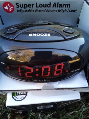 Brand New super loud alarm clock for Sale in Greenville, SC
