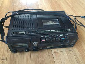 Vintage marantz superscope c-206 tape recorder for Sale in Portland, OR