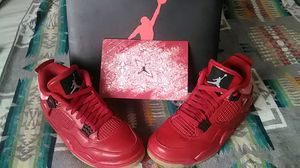 Woman's Air Jordan 4 Retro for Sale in West Valley City, UT