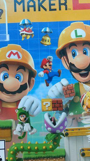 Super Mario Maker 2 Nintendo switch for Sale in Orlando, FL