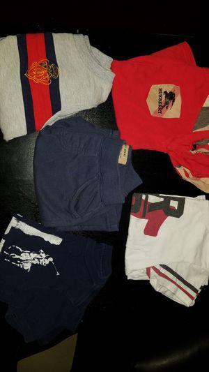 Gucci Burberry true religion polo boys clothes for Sale in Huntley, IL