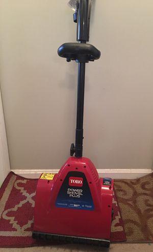 """Toro Power Shovel™ Electric (12"""") 7.5-Amp Snow Blower for Sale in Leesburg, VA"""