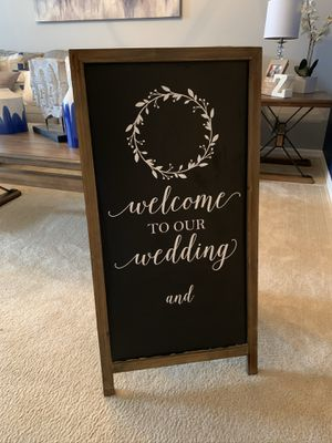 Wedding sign for Sale in Davenport, FL