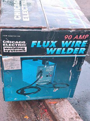 Flux wire welder Chicago electric BRAND NEW for Sale in Lodi, CA