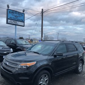 Ford Explorer for Sale in Clinton Township, MI