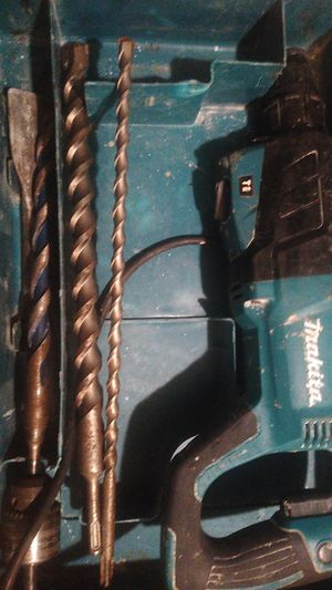 Makita chipping and hammer drill combo for Sale in Leesburg, FL