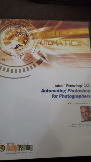 Adobe Photoshop CS3 for Sale in Tampa, FL