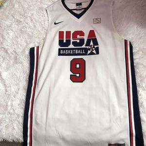 Michael Jordan Team USA Jersey for Sale in Phoenix, AZ