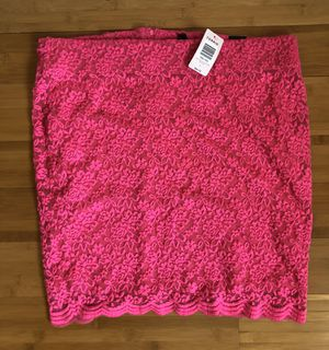 Torrid Lace Skirt w/Lining for Sale in San Jose, CA