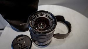 Sony 24-70mm f/4 Ziezz OSS - E-mount for Sale in San Diego, CA