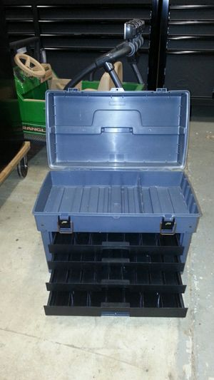 Toolbox / Tackle box for Sale in Warrenton, VA