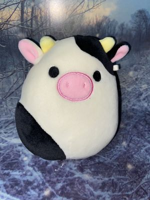 """Rare Squishmallow 7"""" Connor the Cow. for Sale in Long Beach, CA"""