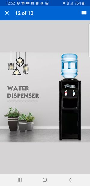 Brand new water cooler and heater for waters and your home or office for Sale in Indianapolis, IN