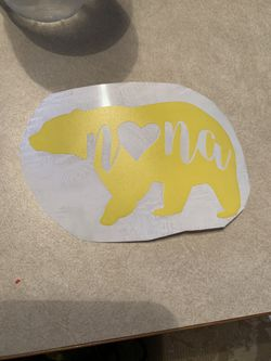 Car decals $10 each! for Sale in Selma,  AL