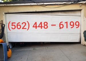 Garage Door for Sale in Fullerton, CA