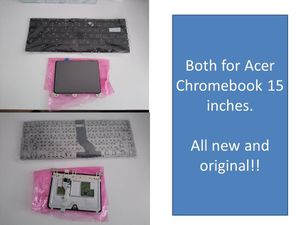 "For Chromebook Acer 15"" mouse + keyboard New. for Sale in Jamaica, NY"