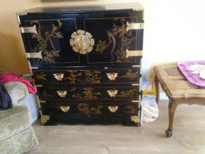 Antique japaneese dresser for Sale in El Cajon, CA