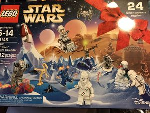 Star Wars advent calendar 2016 (sold out in stores) for Sale in Portland, OR