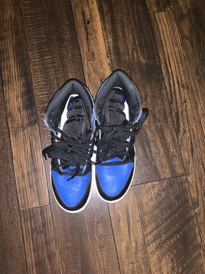 Royal blue ones size 8 for Sale in Englewood, NJ
