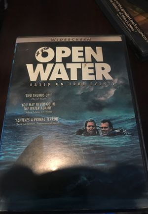 Open water movie for Sale in Riverside, CA