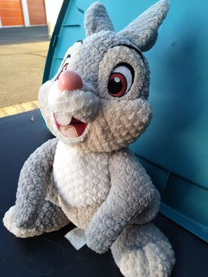 Disneys THUMPER plushie for Sale in Sacramento, CA